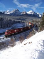 CP 8760 on Morants Curve by MrConductor