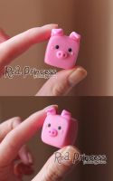 square pig by theredprincess