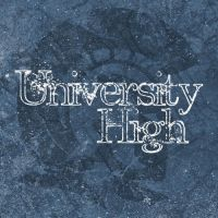 University High Font by asianpride7625