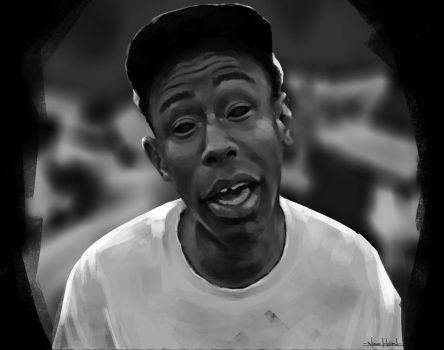 Tyler the creator by Nicohh