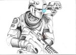 GR: Future Soldier by maffish