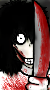 Jeff The Killer by XXAngryLoneWolfXX
