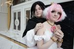 Fakir and Princess Tutu Cosplay by HatterSisters