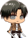 Lance Corporal Levi_SnK_FREE USE_READ RULES by Akiri-chann
