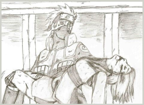 Need a little Help - pencil by Firewing2266