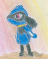 .:Riolu:. by Lucobutt