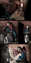 L4D - Witch trick by IsisMasshiro