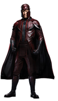 Magneto Transparent Background by ruan2br