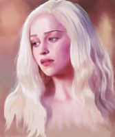 Not a Queen, a Khaleesi. by AnEndlessVanity