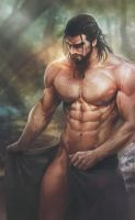Carlnes shower~~ by aenaluck