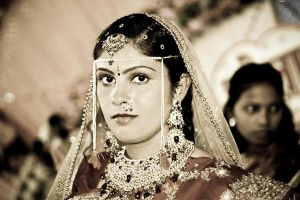 Indian Weddings : Bride by Abhijeet-Dinge