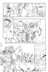 Transformers MTMTE Closure page 3 ink by shatteredglasscomic