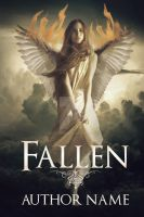 Fallen - Premade Book Cover by la-voisin