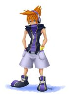 All Hearts - Neku Sakuraba by LynxGriffin