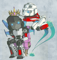 My Loyal King by RottenDeadpan
