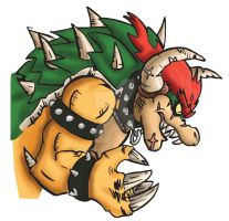Bowser by BrianLee88
