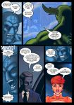 Thunder Force - Templar Trouble page 2 by Kostmeyer