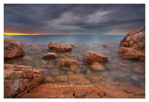 Storm at Peace by marianne-lim