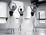 Giselle rehearsal by lawrencew