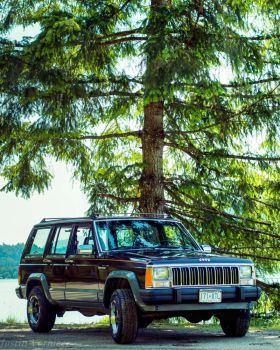 Jeep HDR by jverm