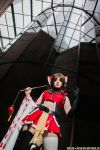The Black Witch Reimu by PaXingCai