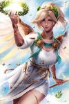 Winged Victory Mercy by OlchaS