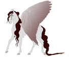 Pegasus Adoptable! OPEN - REDUCED by Briallu