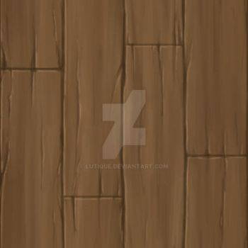Tiling wood texture by Lutique