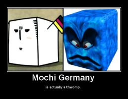 Mochi Germany by Yuko-Okite