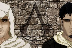 Assassins - Brothers by Polyne55