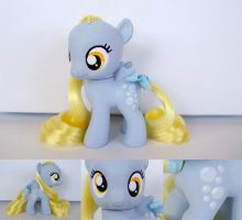 Derpy Hooves/Ditzy Doo Filly custom by psaply