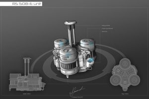 PowerGenerator.jpg | Environment-scifi | Pinterest | More ... |Conceptual Generator Drawing