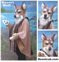 Desert Wolf - FOR SALE by LilleahWest