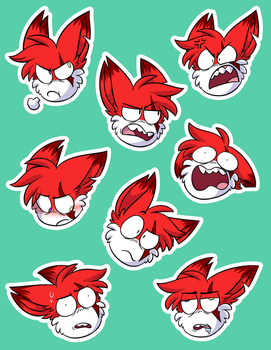 what in the blazes (STICKERS COMING SOON) by Rainy-bleu