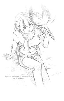 Request: Phoebe Memphis by giantlady