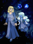 Sapphire and Sapphire Have Been Assigned by ErinPtah
