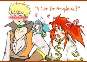 ToA - Cure for Gynophobia col by PicMurasaki