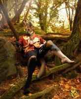 Lost in the Woods by pythos-cheetah