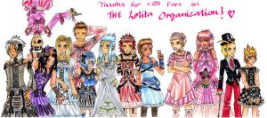 The Organization XIII says... by semla-chan