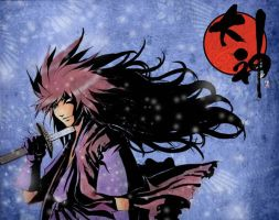 Okami: Oki of the Wolf Tribe by tepaipascual