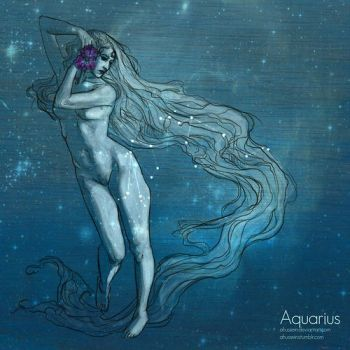 Aquarius by AHussein