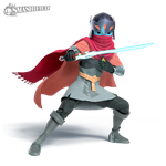 Drifter Smashified (transparent) by hextupleyoodot