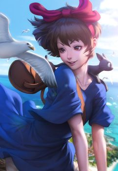 Airmail by Artgerm
