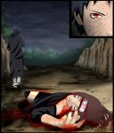 Obito and Rin: You will pay for this... by Lesya7