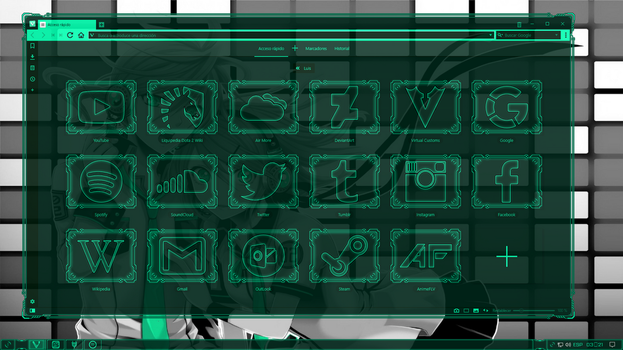 Adiccion X for Vivaldi [Icon Pack] -Ask your icon by Agelyk