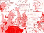 Come Home Act 1 Page 2 rough by Dilarus