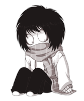 .:Jeff The Killer Chibi 2:. by PuRe-LOVE-G-S