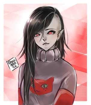 Marceline by ShaniNeko