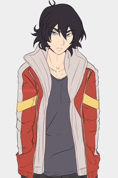 Keith- Fashion by RhIVenX