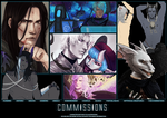 Commission Information by Lanaluu